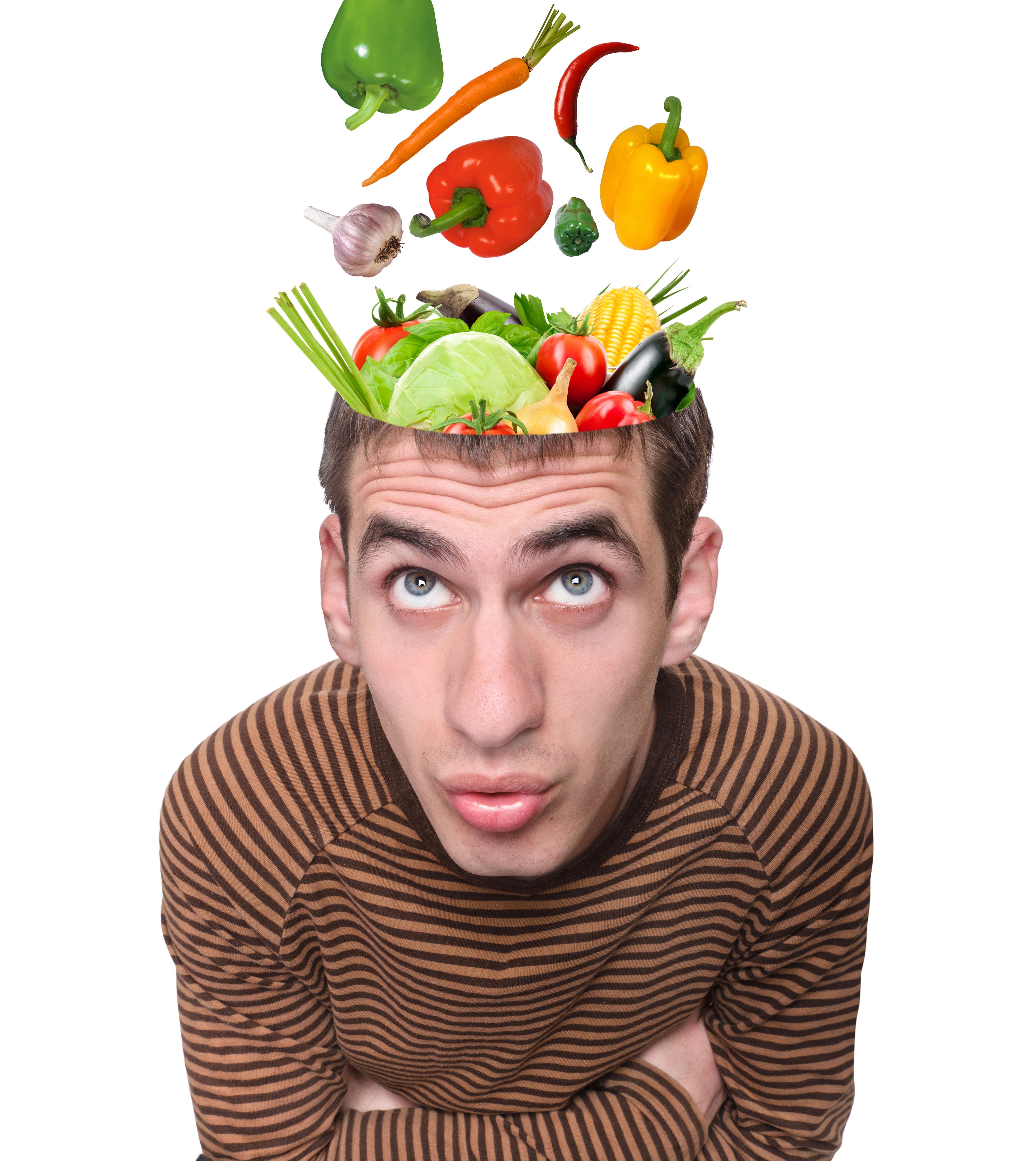 Obst und Gemüse sind nicht nur sehr gesund, sondern können auch bei regelmäßigem Genuss den IQ eines Menschen steigern.